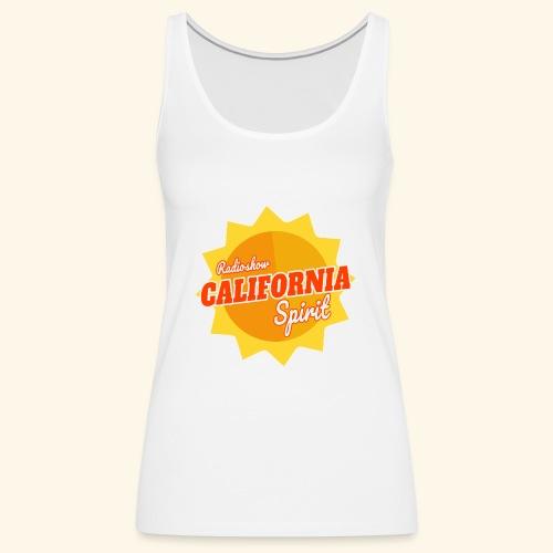 California Spirit Radioshow - Débardeur Premium Femme