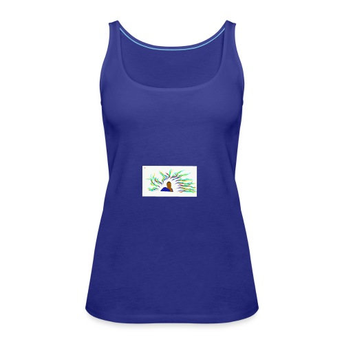 Project Drawing 1 197875703 - Women's Premium Tank Top