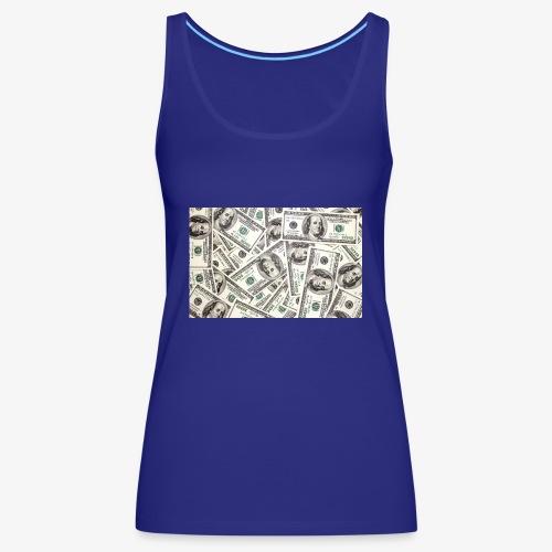 Dollar - Frauen Premium Tank Top
