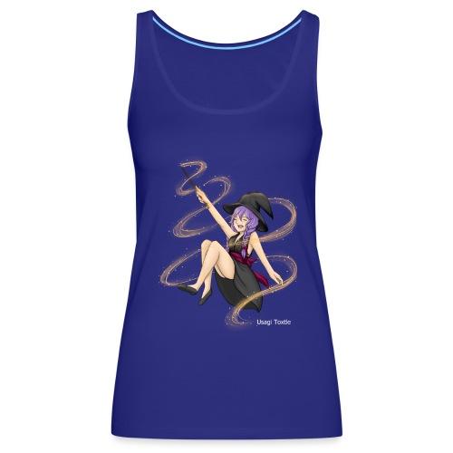 bruja usagi toxtle - Camiseta de tirantes premium mujer