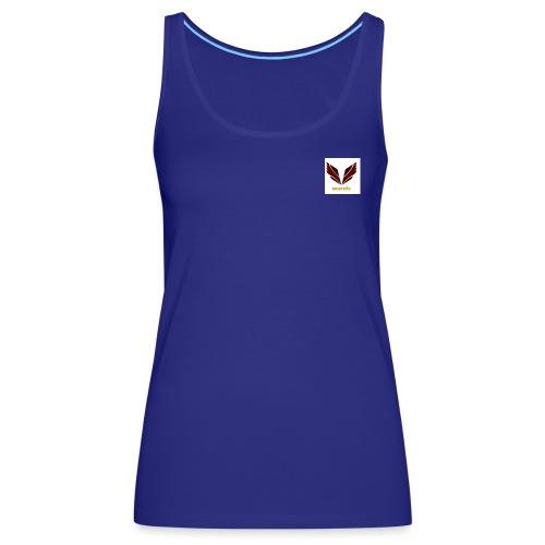 ropa con el logo - Camiseta de tirantes premium mujer