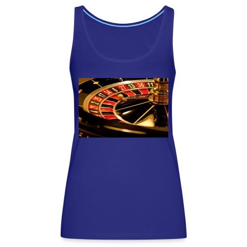 Gambling - Women's Premium Tank Top