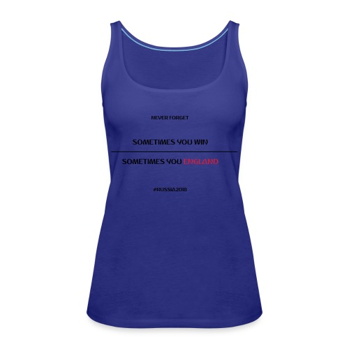 It's coming home - Women's Premium Tank Top