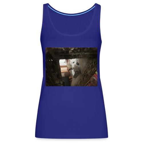 Vigilado - Camiseta de tirantes premium mujer