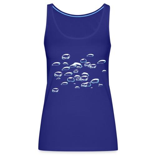 bubbles - Women's Premium Tank Top