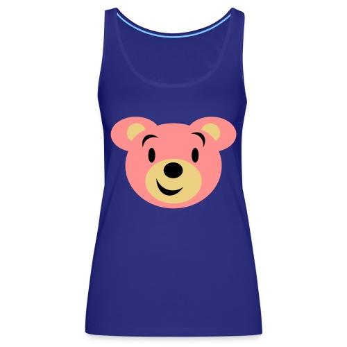 bear - Vrouwen Premium tank top