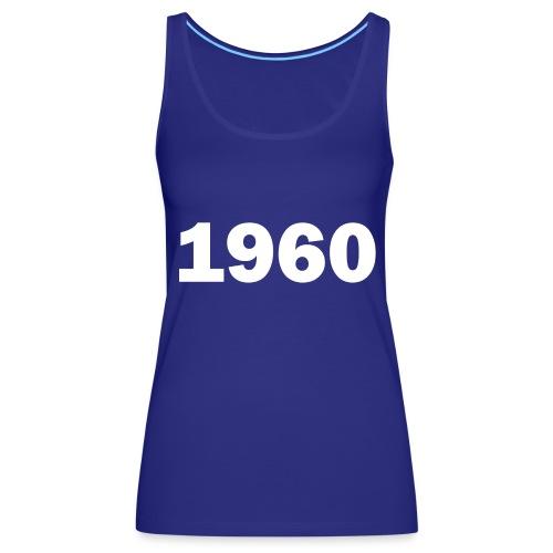1960 - Women's Premium Tank Top