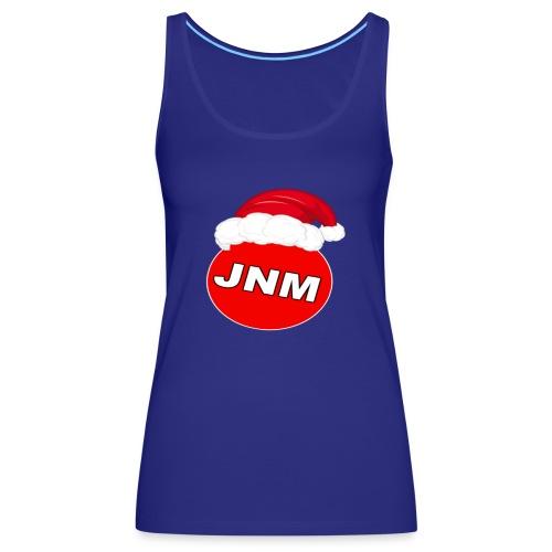 JustNotMe kerst merch - Vrouwen Premium tank top