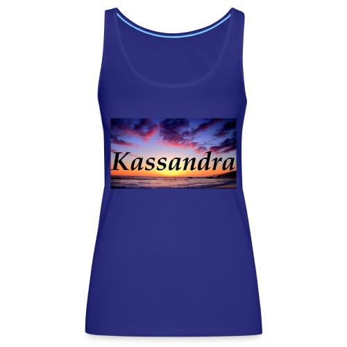 kassandra - Women's Premium Tank Top