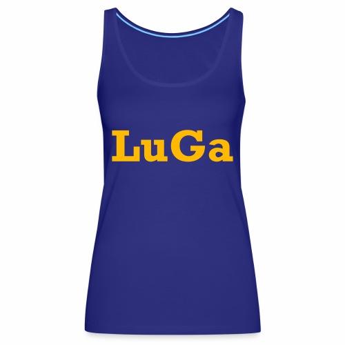 Luga - Frauen Premium Tank Top
