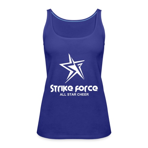 Strike Force Cheer 2020 - Women's Premium Tank Top
