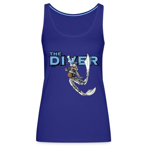 the_diver - Camiseta de tirantes premium mujer