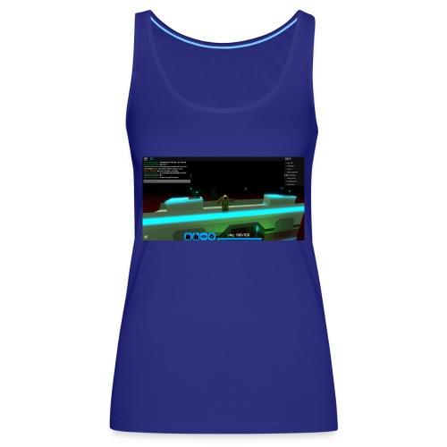 RobloxScreenShot20180804 124355106 - Women's Premium Tank Top