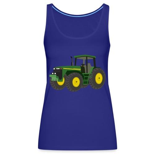 Traktor - Frauen Premium Tank Top