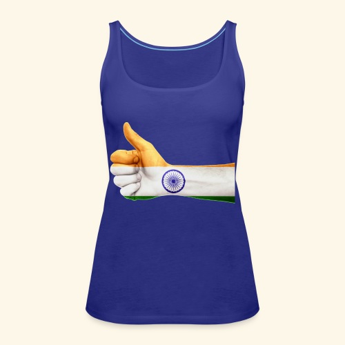 india 641141 1920 - Frauen Premium Tank Top