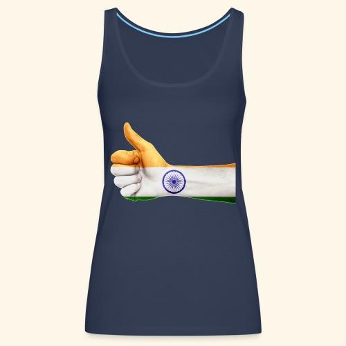 india 641141 1920 - Frauen Premium Tank Top