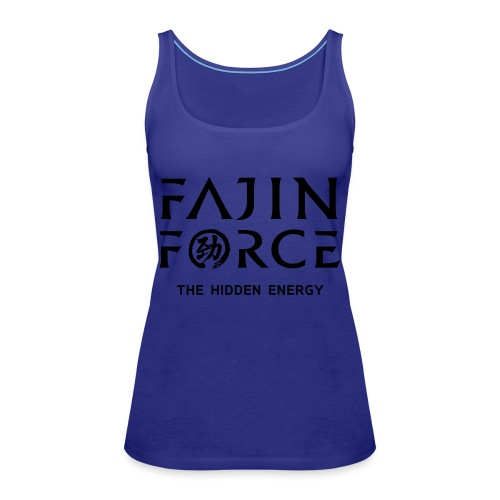 fajin force - Frauen Premium Tank Top