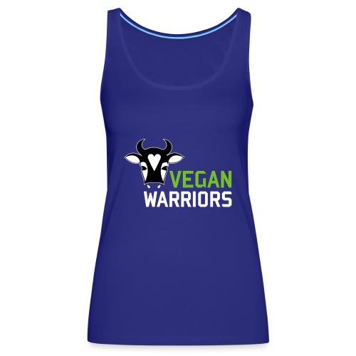 Vegan Warriors - Camiseta de tirantes premium mujer