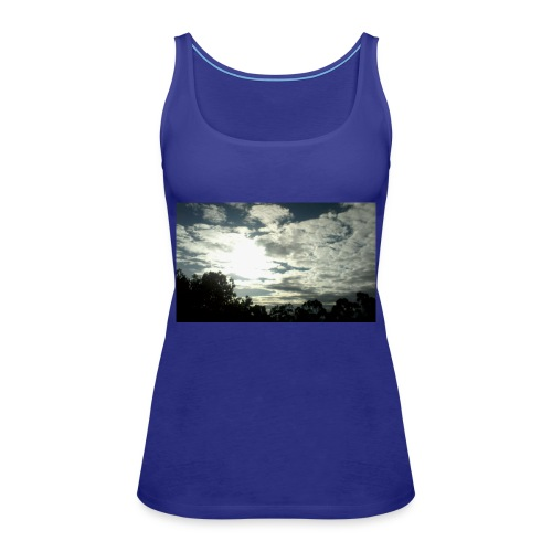 paisaje unico - Camiseta de tirantes premium mujer
