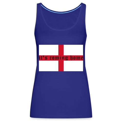 England 21.1 - Frauen Premium Tank Top