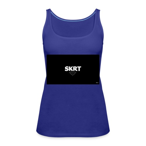 Skrt Skrt Design | - Premium singlet for kvinner