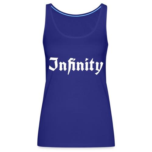 infinity 2 - Débardeur Premium Femme