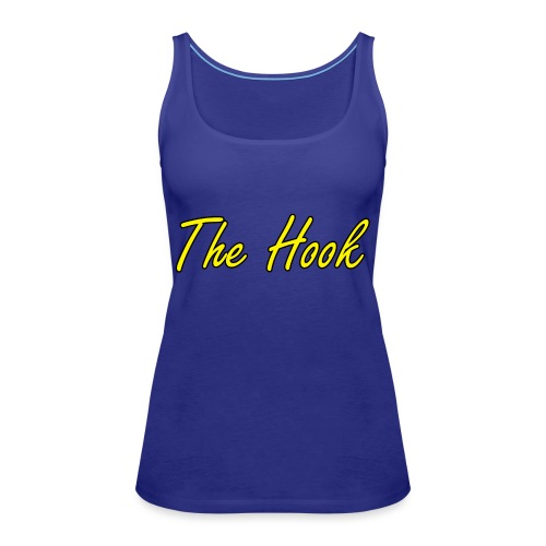 The Hook Logo - Premiumtanktopp dam