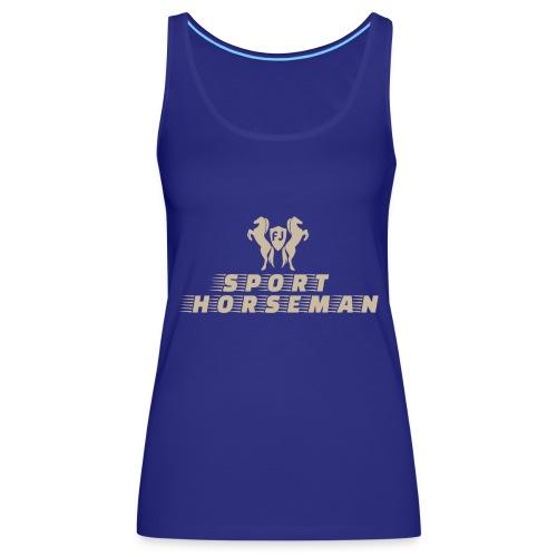 Sport Horseman - Women's Premium Tank Top