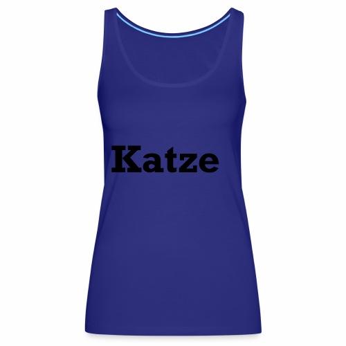 Katze - Frauen Premium Tank Top