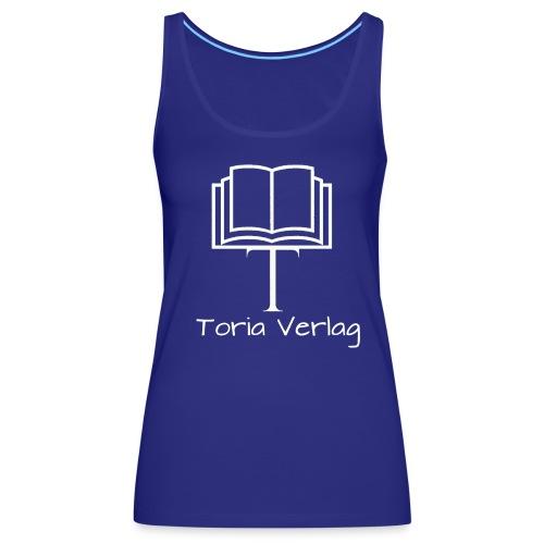 Toria Logo - Frauen Premium Tank Top