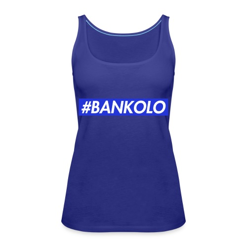 #BANKOLO - Women's Premium Tank Top