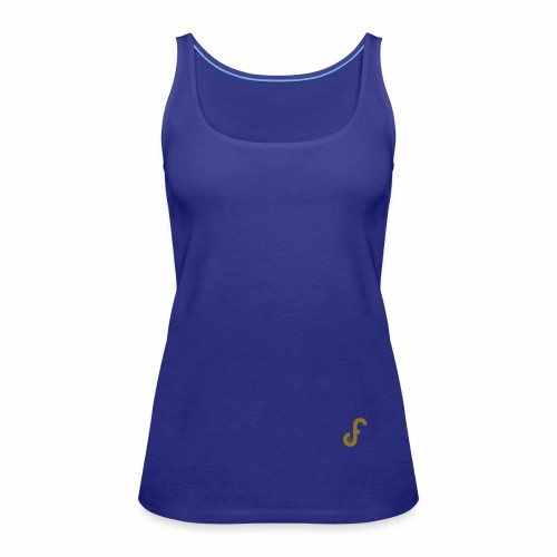 Exclusive FPLJournal Limited Edition in Gold - Women's Premium Tank Top