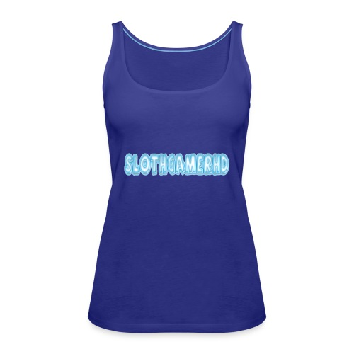 Channel Title - Women's Premium Tank Top