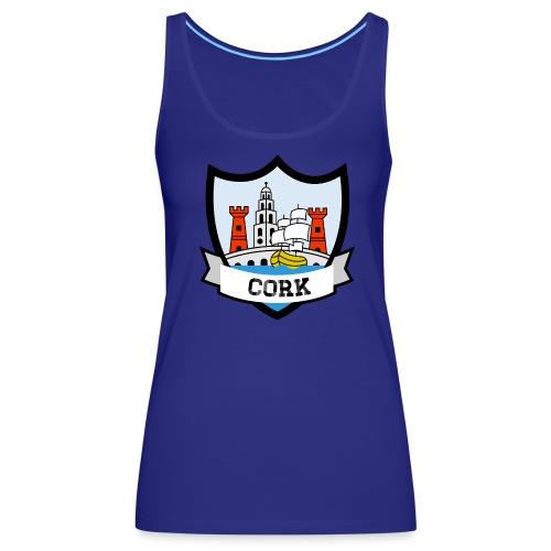Cork - Eire Apparel - Women's Premium Tank Top