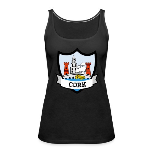 Cork - Eire Apparel - Women's Premium Tank Top