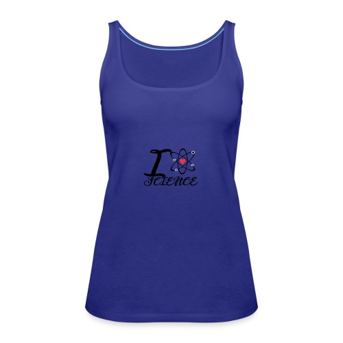 Science - Frauen Premium Tank Top
