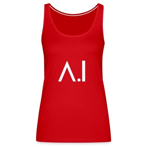 A.I Artificial Intelligence Machine Learning - Canotta premium da donna