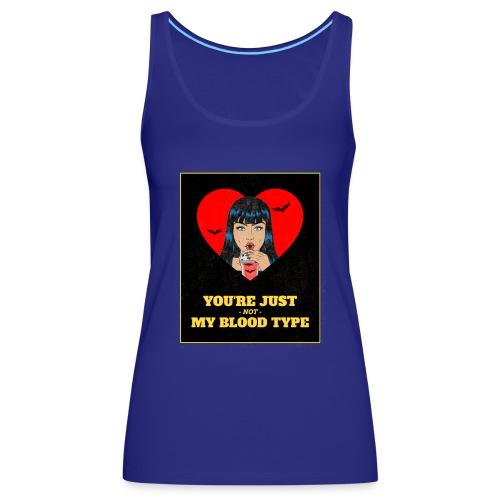 T-Shirt Femme Vous n'êtes pas mon groupe... Cadeau - Débardeur Premium Femme