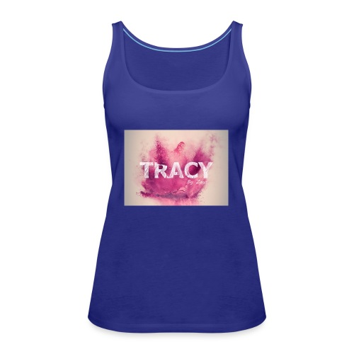 tracy - Women's Premium Tank Top