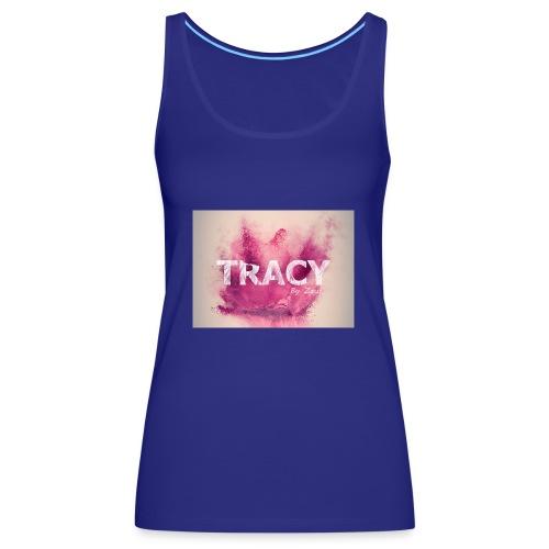 Tracy - Women's Premium Tank Top