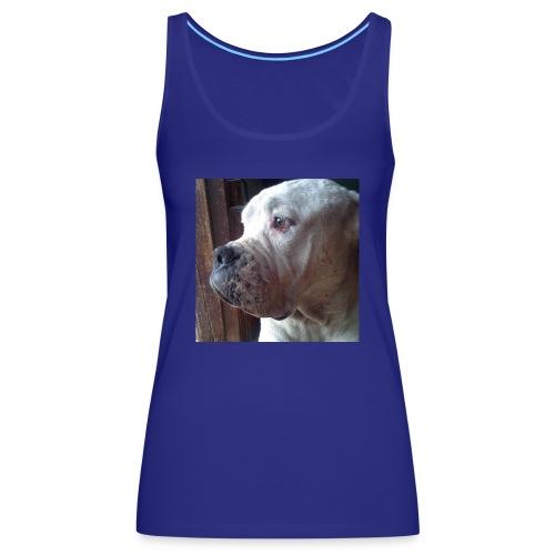 Mirada Perritus - Camiseta de tirantes premium mujer