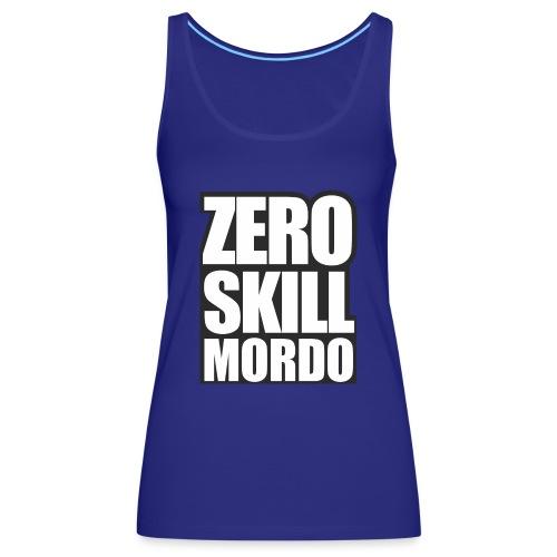 Zeroskill Mordo - Tank top damski Premium