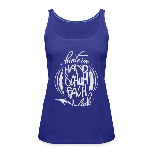 HHL Shirt - Frauen Premium Tank Top