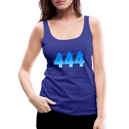 444 annonce que des Anges vous entourent. - Débardeur Premium Femme