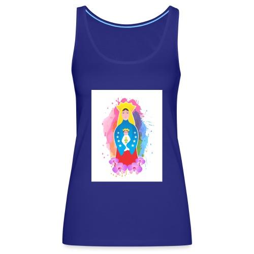 patrona de Venezuela - Camiseta de tirantes premium mujer