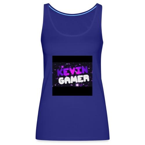 kevingamer - Women's Premium Tank Top