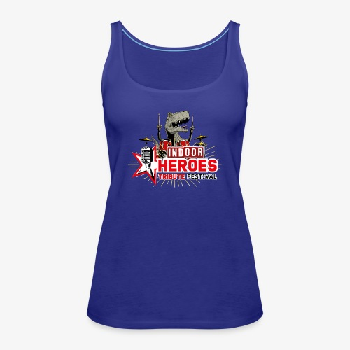 Heroes Tribute INDOOR - REX - Débardeur Premium Femme
