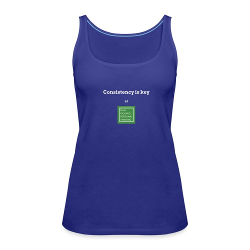 Consistency - Women's Premium Tank Top
