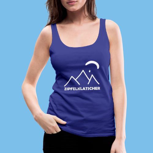 gleitschirmflieger paragliding geschenk T-shirt - Frauen Premium Tank Top