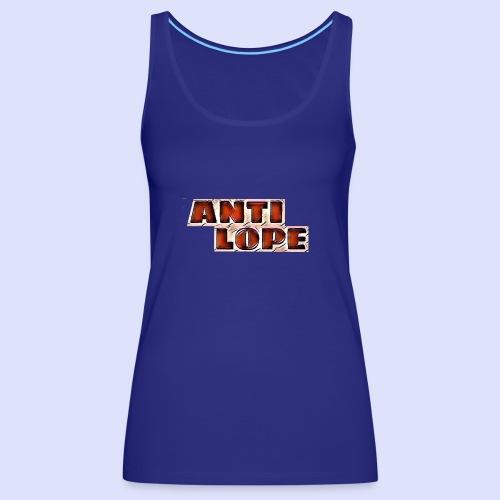 Antilope 0007 - Vrouwen Premium tank top